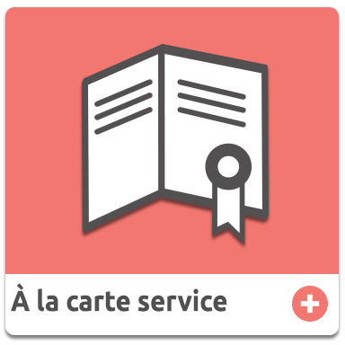 serveis a la carta