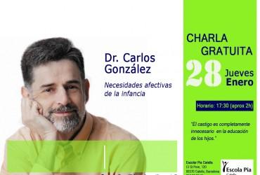 Conferencia Dr. Carlos González